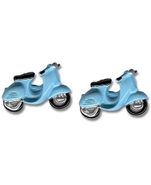 Pair of Scooter Cufflinks