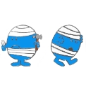 Mr Bump Cufflinks