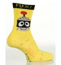 Kids Yo Gabba Gabba Plex Pack 4 Socks
