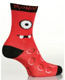 Kids Yo Gabba Gabba Muno Pack 4 Socks