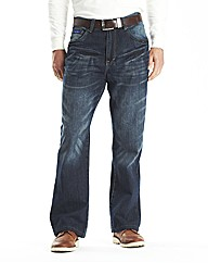 Union Blues Loose Fit Denim Jeans 31in