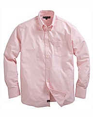Ben Sherman Long Sleeve Oxford Shirt Reg