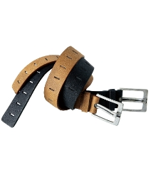 Jacamo Pack Of 2 Belts