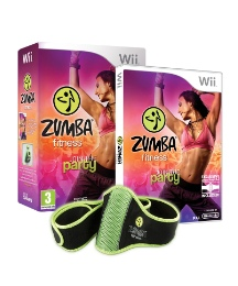 Zumba Fitness Party Wii Game