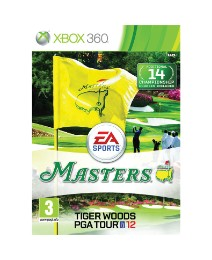Tiger Woods PGA Tour - Masters XBox 360