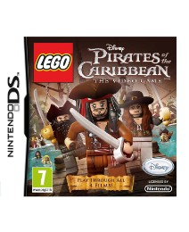 Lego Pirates Of The Caribbean DS Game