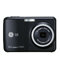 GE 14MP Digital Camera - Black
