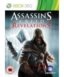 Assasins Creed Revelations XBox 360 Game