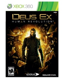 Deus Ex 3 Human Revolution XBox 360 Game