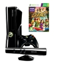 XBox 360 250GB Console + Kinect Sensor