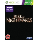 Rise Of Nightmares XBox 360 Kinect