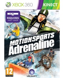 Motion Sports Adrenaline XBox 360 Kinect