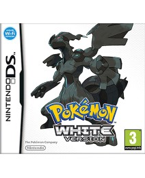Pokemon White DS Game