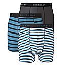 Southbay Pack of 3 Hipster Briefs