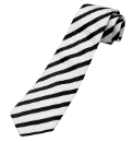 Knightsbridge Silk Stripe Tie