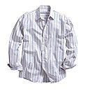 Premier Man Long Sleeve Stripe Shirt