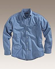 Southbay Long Sleeve Denim Shirt Long