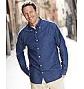 Southbay Long Sleeve Denim Shirt Regular