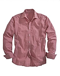 Premier Man Long Sleeve Check Shirt Long