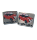 Pair of Mini Legendary Cufflinks
