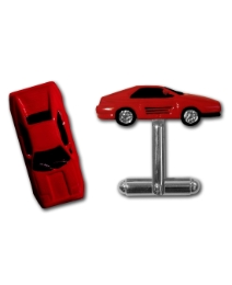 Pair of Ferrari Style Cufflinks