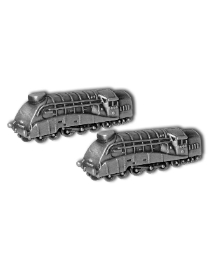 Pair of Mallard Train Cufflinks