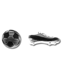 Pair of Football/Boot cufflinks