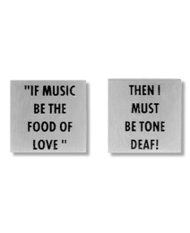 Pair of Music Cufflinks