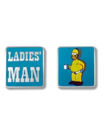 Pair of Homer Cufflinks