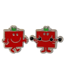 Pair of Mr Strong cufflinks