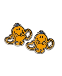 Pair of Mr Tickle Cufflinks