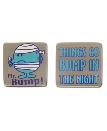 Pair of Mr Bump Cufflinks