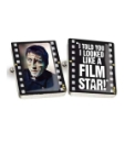 Pair of Frankenstein Film Star cufflinks