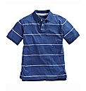 Southbay Striped Polo Shirt