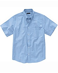Premier Man Short Sleeve Oxford Shirt