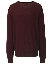 Farah V Neck Sweater