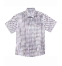 Southbay Short Sleeve Oxford Shirt Long