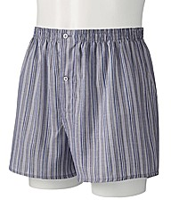 Premier Man Pack of 5 Woven Boxers