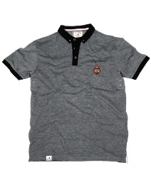Grey Hawk Polo Shirt