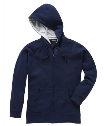 Kayak Mighty Hooded Zip Through Sweat