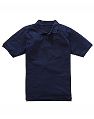 & Brand Mighty Plain Polo