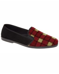 Magnus Velour Carpet Slipper