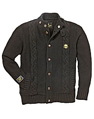 Hamnett Mighty Fleece Lined Cardigan