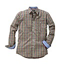 & Brand Mighty Country Check Shirt