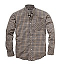 &Brand Mighty Small Checked Shirt