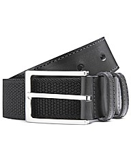 & Brand Stretch Webbed Belt