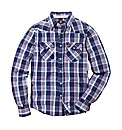 Duke Mighty Western Checked Shirt