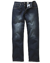 Weird Fish Dark Wash Denim Jeans 32in
