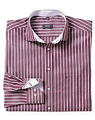 Eterna Tall Fine Striped Shirt
