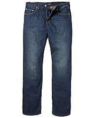 Tommy Hilfiger Dark Wash Denim Jean 36in